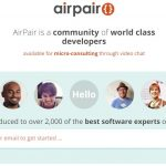 Zillionize Invests in AirPair – Online Micro Consulting & Software Help From Tech Geeks
