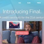 Zillionize Invests in Final – A Smart Credit Card That Protects Consumers Against Fraud and Breach To Make Secure Online Purchases