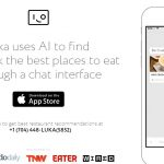 Zillionize Invests In Luka – Take Restaurants and Menu Recommendations Using AI Based iPhone App