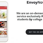 Zillionize Invests In EnvoyNow – An iOS App for On-Demand Food Delivery Exclusively within College Premises
