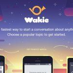 Zillionize Invests in Wakie – Voice Conversation App