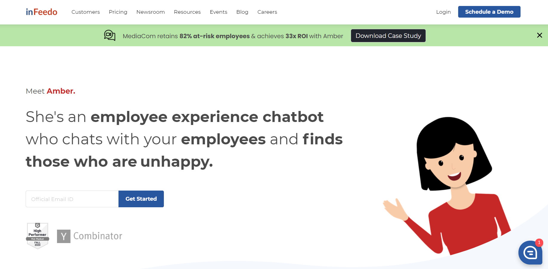 Zillionize Invests in inFeedo - AI Chatbot Based Employee Engagement Solution